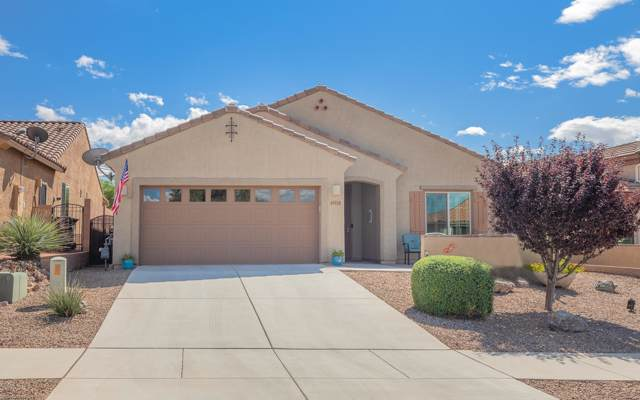 14138 E Stanhope Boulevard, Vail, AZ 85641 (#21925904) :: Long Realty - The Vallee Gold Team