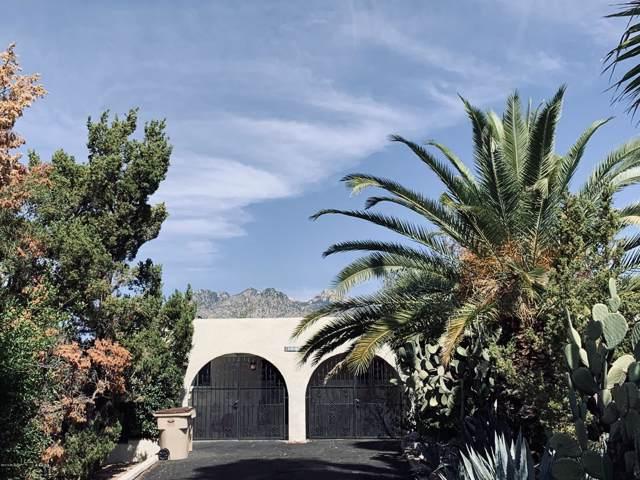 8015 E Cameo Circle, Tucson, AZ 85750 (#21925950) :: Long Realty Company