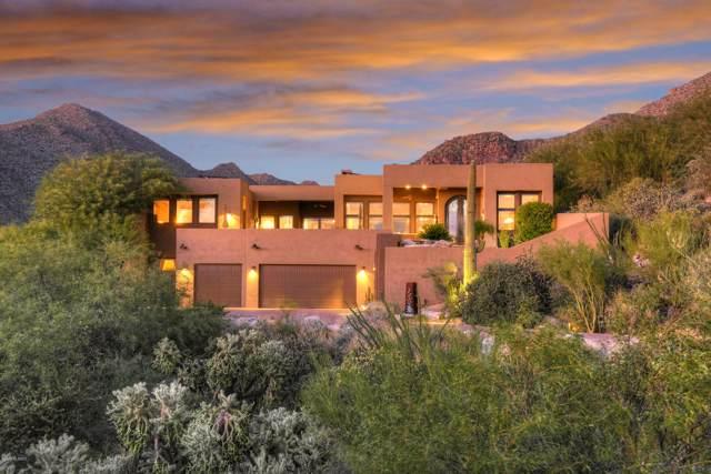13998 N Dove Canyon Pass, Marana, AZ 85658 (#21925977) :: Long Realty - The Vallee Gold Team