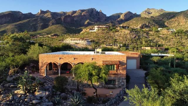 6942 N Longfellow Lane, Tucson, AZ 85718 (#21926002) :: Long Realty - The Vallee Gold Team