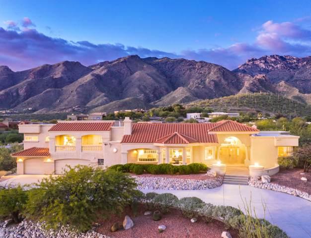 6285 N Nirvana Place, Tucson, AZ 85750 (#21926019) :: Luxury Group - Realty Executives Tucson Elite