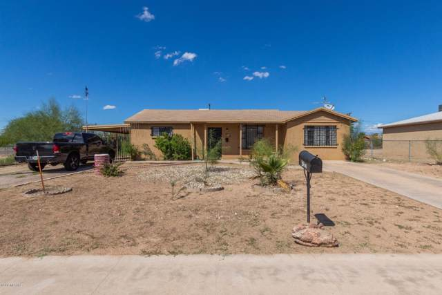 964 W Calle Alvord, Tucson, AZ 85706 (#21926056) :: Long Realty - The Vallee Gold Team