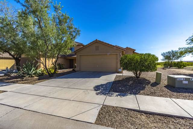 6947 S Cottontail Run Avenue, Tucson, AZ 85756 (#21926109) :: Long Realty - The Vallee Gold Team