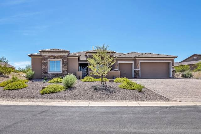 1380 E Madera Estates Lane, Sahuarita, AZ 85629 (#21926111) :: Long Realty - The Vallee Gold Team