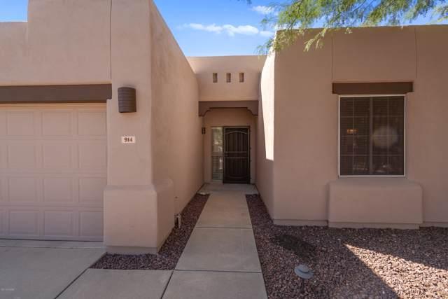 914 W Fox Ridge Lane, Tucson, AZ 85737 (#21926170) :: Long Realty - The Vallee Gold Team