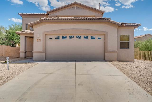 9172 E Green Sage Place, Vail, AZ 85641 (#21926199) :: Long Realty - The Vallee Gold Team