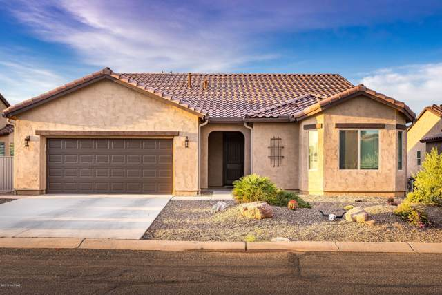61686 E Border Rock Road, Saddlebrooke, AZ 85739 (#21926260) :: Long Realty Company