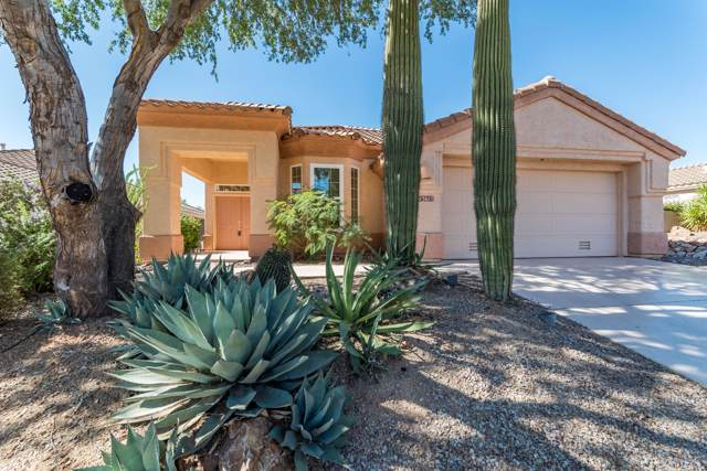 13615 N Sunset Mesa Drive, Marana, AZ 85658 (#21926268) :: Long Realty - The Vallee Gold Team