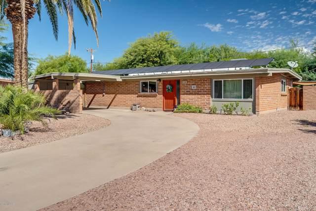 6145 E Sunny Drive, Tucson, AZ 85712 (#21926271) :: Long Realty Company
