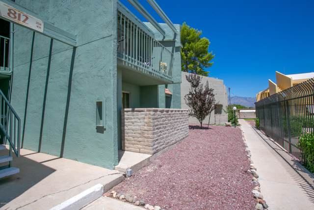 812 S Langley Ave Unit 101, Tucson, AZ 85710 (#21926355) :: Long Realty Company