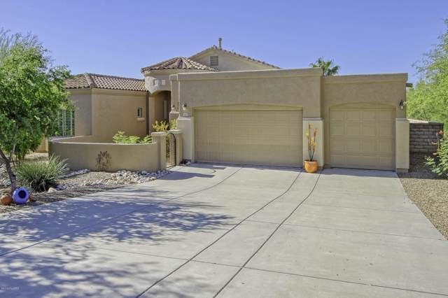 1263 W Portico Drive, Oro Valley, AZ 85755 (#21926384) :: Long Realty Company