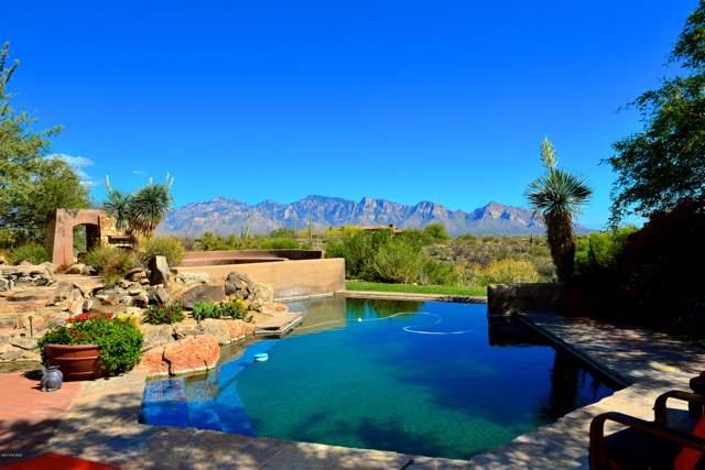 931 W Tortolita Mountain Circle, Oro Valley, AZ 85755 (#21926398) :: Realty Executives Tucson Elite