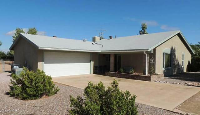 909 E Clouse Street, Pearce, AZ 85625 (#21926414) :: Long Realty Company