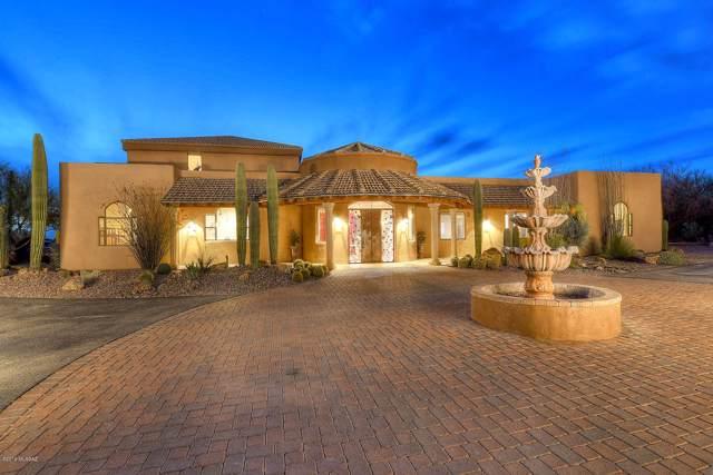 12225 N Camino Del Plata, Tucson, AZ 85755 (#21926419) :: Long Realty Company