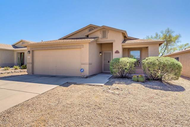 10022 E Deer Trail, Tucson, AZ 85748 (#21926421) :: Realty Executives Tucson Elite