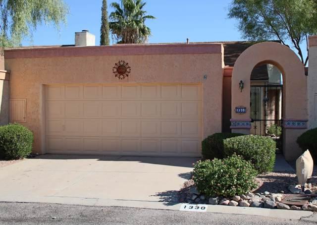 1330 N Honeyrose Avenue, Tucson, AZ 85745 (#21926434) :: Long Realty - The Vallee Gold Team