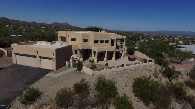 4345 N Paseo Rancho, Tucson, AZ 85745 (#21926453) :: Long Realty - The Vallee Gold Team