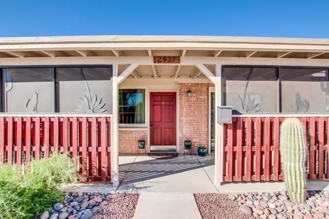 2937 E 21st Street, Tucson, AZ 85716 (#21926462) :: Long Realty - The Vallee Gold Team