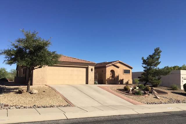 916 W Union Bell Drive, Green Valley, AZ 85614 (#21926467) :: Long Realty - The Vallee Gold Team