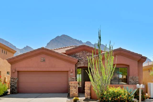 190 E Brearley Drive, Oro Valley, AZ 85737 (#21926477) :: Luxury Group - Realty Executives Tucson Elite