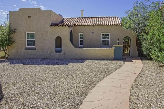 1610 E 7th Street, Tucson, AZ 85719 (#21926495) :: Tucson Property Executives