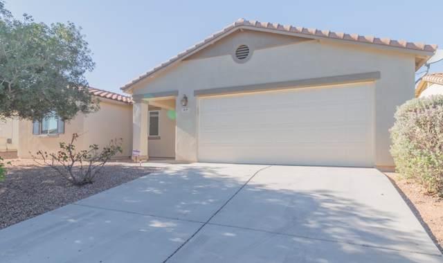 68 W Via Costilla, Sahuarita, AZ 85629 (#21926496) :: Realty Executives Tucson Elite