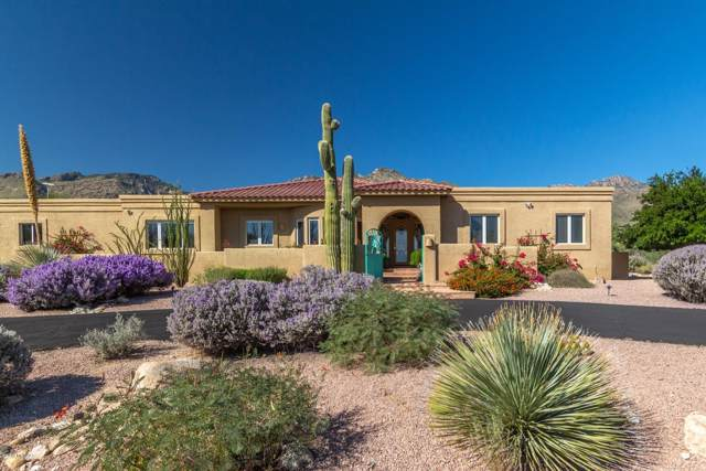 5925 N Indian Trail, Tucson, AZ 85750 (#21926498) :: Long Realty Company