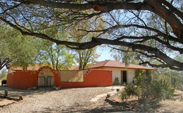 1275 S Lee Street, St. David, AZ 85630 (#21926537) :: Luxury Group - Realty Executives Tucson Elite