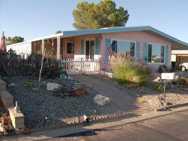 108 W Mora Drive, Green Valley, AZ 85614 (#21926540) :: Long Realty Company
