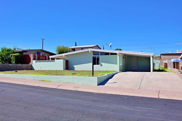 120 S Avenue B, San Manuel, AZ 85631 (#21926543) :: Long Realty - The Vallee Gold Team