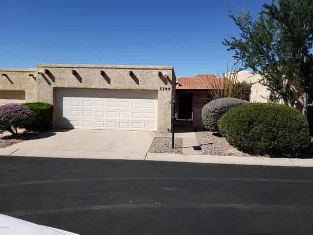 7309 N Las Quintas Drive, Tucson, AZ 85704 (#21926558) :: Realty Executives Tucson Elite