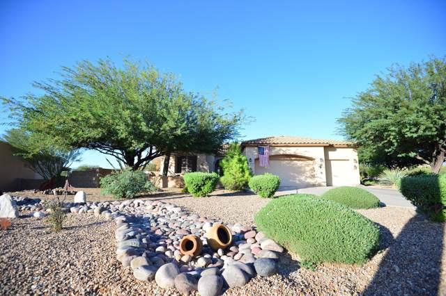 14473 E Manhead Lookout Drive, Vail, AZ 85641 (#21926560) :: Realty Executives Tucson Elite