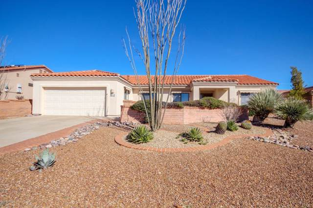 1998 W Via Nuevo Leon, Green Valley, AZ 85622 (#21926584) :: Long Realty - The Vallee Gold Team