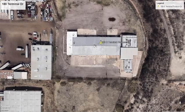 180 E Terminal Produce Drive, Nogales, AZ 85621 (#21926594) :: Gateway Partners | Realty Executives Tucson Elite