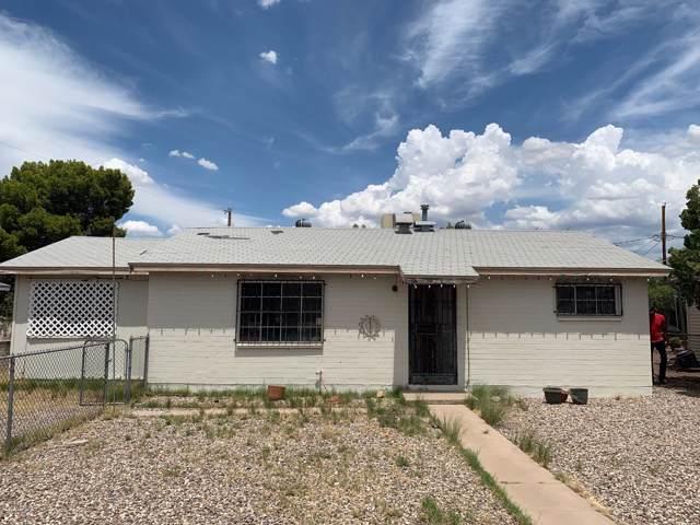 4401 E 16Th Street, Tucson, AZ 85711 (#21926610) :: Realty Executives Tucson Elite