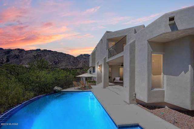6061 N Paseo Valdear, Tucson, AZ 85750 (#21926617) :: Luxury Group - Realty Executives Tucson Elite