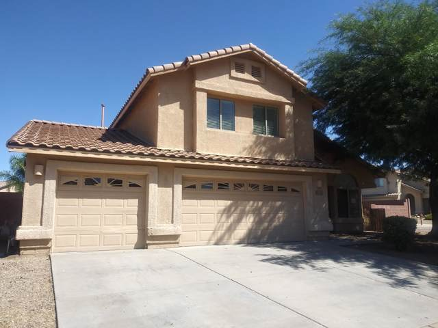 993 E Madera Estates Lane, Sahuarita, AZ 85629 (#21926618) :: Long Realty Company