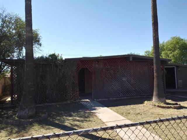 202 E Elvado Road, Tucson, AZ 85756 (#21926620) :: Long Realty - The Vallee Gold Team