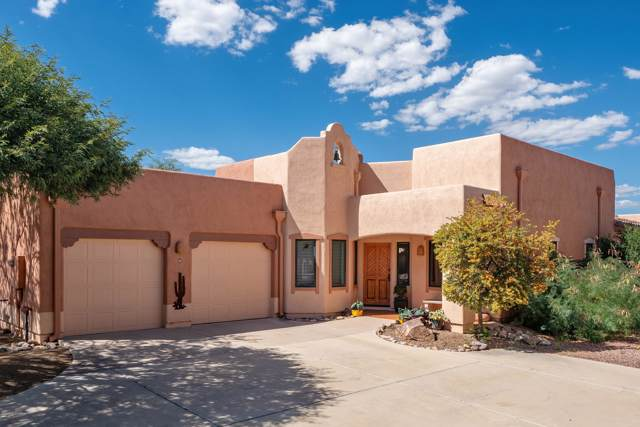 9 Circulo Diego Rivera, Tubac, AZ 85646 (#21926627) :: Tucson Property Executives