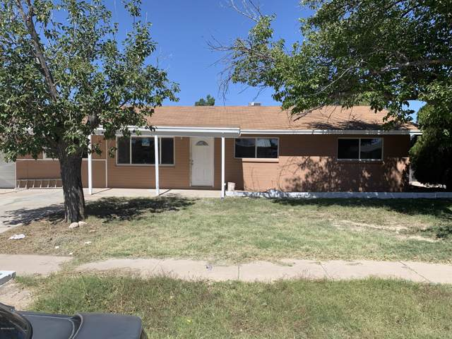 1109 W Granada Street, Willcox, AZ 85643 (#21926642) :: Luxury Group - Realty Executives Tucson Elite