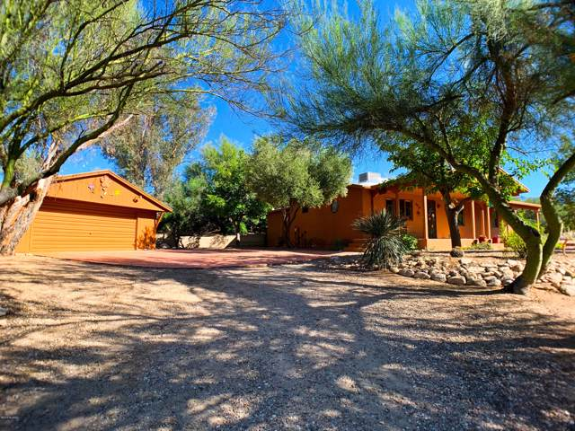 11888 N Oracle Road, Tucson, AZ 85737 (#21926662) :: Luxury Group - Realty Executives Tucson Elite