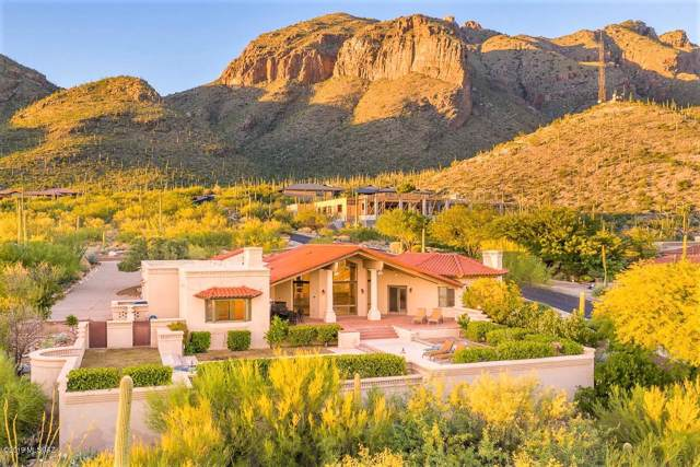 3420 E Finger Rock Circle, Tucson, AZ 85718 (#21926663) :: Long Realty - The Vallee Gold Team