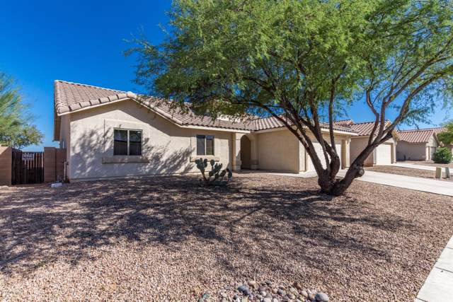 7561 S Woodbury Grove Drive, Tucson, AZ 85757 (#21926671) :: The Local Real Estate Group | Realty Executives