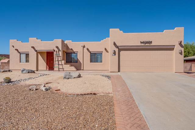 992 W Arbor Ridge Drive, Green Valley, AZ 85614 (#21926673) :: Long Realty Company