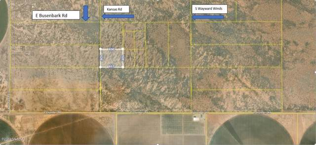 7.92 Acres Kansas Road, Willcox, AZ 85643 (#21926694) :: Luxury Group - Realty Executives Tucson Elite