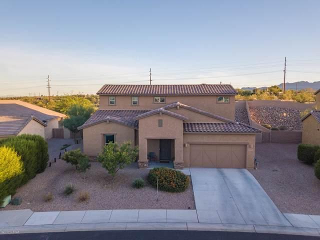 6040 W Yuma Mine Circle, Tucson, AZ 85743 (#21926696) :: Luxury Group - Realty Executives Tucson Elite