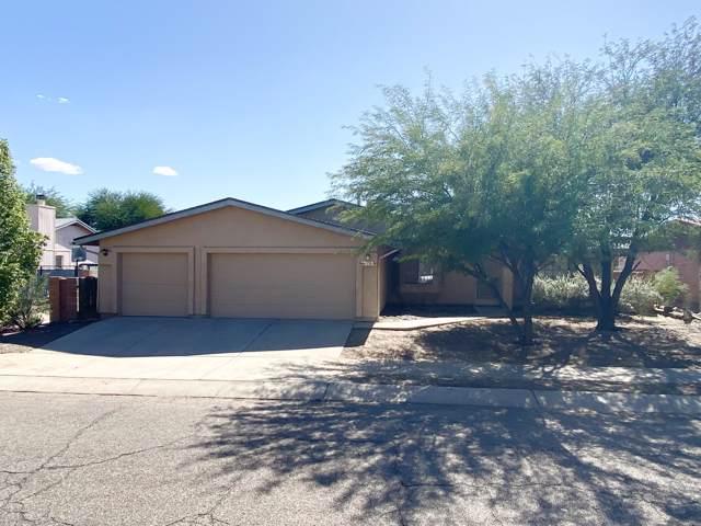 1781 W Arroyo Vista Drive, Tucson, AZ 85746 (#21926783) :: Luxury Group - Realty Executives Tucson Elite