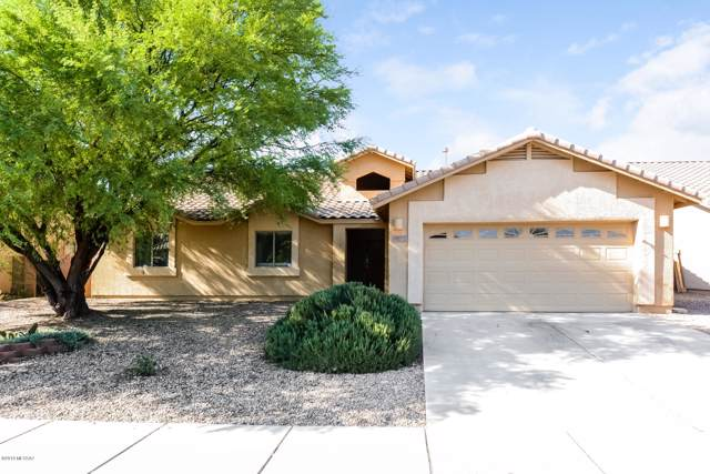 1051 E Providence Canyon Drive, Sahuarita, AZ 85629 (#21926811) :: Long Realty Company
