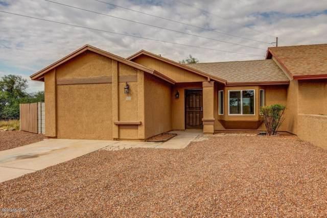 4882 S Lincoln Ridge Drive, Tucson, AZ 85730 (#21926842) :: Gateway Partners | Realty Executives Tucson Elite