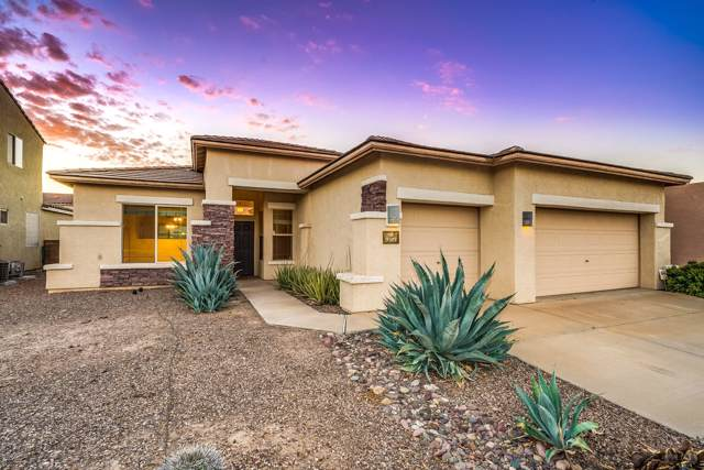 9319 N Indian Summer Drive, Tucson, AZ 85743 (#21926845) :: Long Realty - The Vallee Gold Team